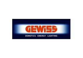 GEWISS SYSTEM 1-ES KERET KRÓM GW-22251