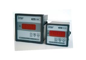 Tracon Digitális váltakozó áramú ampermérő áramváltós méréshez 96×96mm, 5A AC ACAMD-96