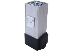 Tracon Fűtőegység elosztószekrényhez, sínre pattintható ventilátor 250W, 230V AC, 45m3/h FEV250