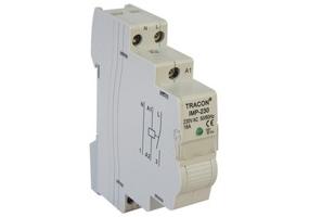Tracon Impulzusrelé Um=230 VAC; 16A/230V IMP-230