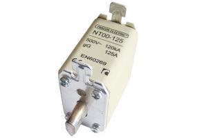 Tracon Késes biztosító 500V AC, 80A, 00, 120kA, aM NTM00-80