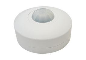 Tracon Mozgásérzékelő, mennyezetre, fehér 230V, 360°, 5s-6min, IP20 TMB-011