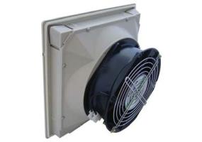 Tracon Szellőztető ventillátor szűrőbetéttel 230V 50/60Hz, A×A=250×250mm, 170/230 m3/h V170