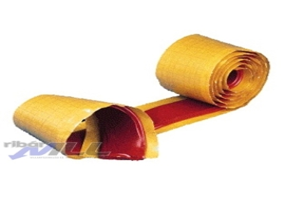 Tracon Térkitöltő massza szalag, piros 1m×25mm×3mm ZSSZVM-1